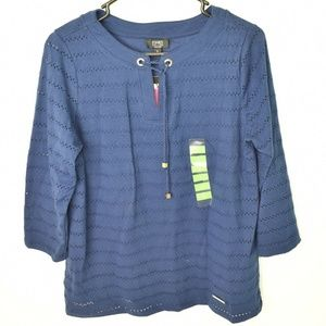 Jones New York Top NWT